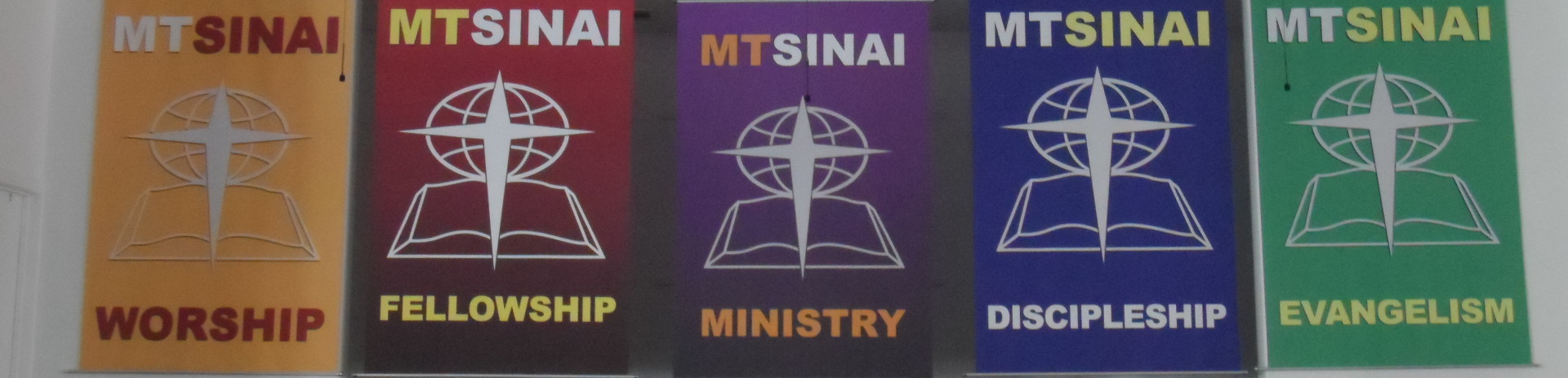 Congratulations and Blessings Mt. Sinai for over 75 years of faithful service to the Lord!